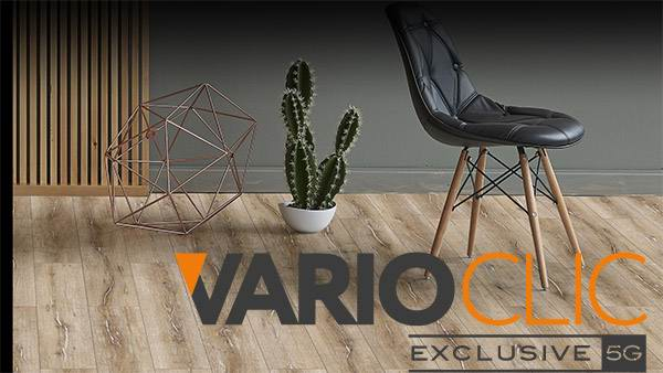 Varioclic Exclusive 5G Laminat Parke